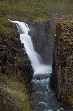 """Fardagafoss - Egilsstaðir - Iceland 65°16'04.6""""N 14°19'34.4""""W"""