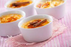 Receita de Leite creme à portuguesa. Descubra como cozinhar Leite creme à portuguesa de maneira prática e deliciosa com a Teleculinária!