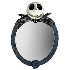 Jack Skellington Mirror