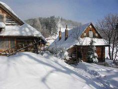 Niemcowa zimą