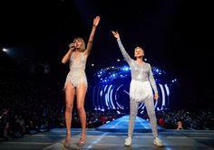 Ellen DeGeneres and Taylor Swift Had a Sparkly Twin Moment  - ELLE.com -  I love you, Ellen!!!!!!