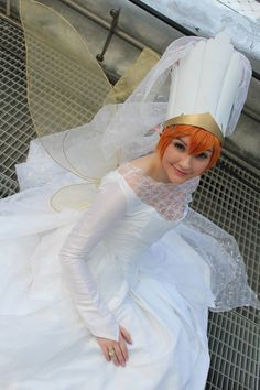 Thumbelina by Valvaris.deviantart.com on @deviantART OMG! THere's a COSPLAY OUTFIT!!!!!!!