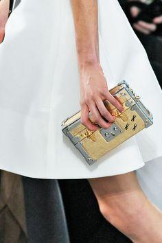 Louis Vuitton Petite Malle Bag - Where To Buy