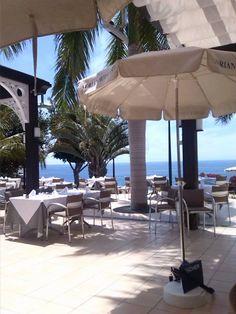 5* hotel Gran Roca Nivaria na ostrově Tenerife. Výborná kuchyně.