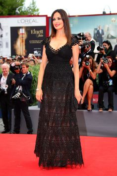 Maria Grazia at the 2015 Venice Film Festival. See all the stars' gowns, dresses, and jewels from the premieres.