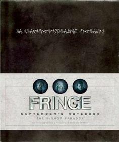 Fringe - Septembers Notebook: Amazon.co.uk: Tara Bennett, Paul Terry, Jeff Pinkner, J F Wyman: Books