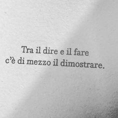 """Mi piace"": 211, commenti: 1 - OMBRE E POLVERE page (@ombre.e.polvere) su Instagram: ""#author #bestoftheday #book #books #bookworm #climax #imagine #instagood #kindle #library #literate…"" Note To Self, Self Love, Italian Quotes, Peace Quotes, In My Feelings, Sentences, Letting Go, Tattoo Quotes, Inspirational Quotes"