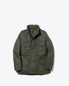 SNOW PEAK* Military Jacket