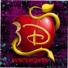 Descendants 3 Promo On Cakes Disney Descendants