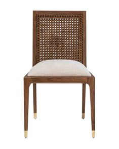 Flinn Chair – McGee & Co. Black Dining Chairs, Dining Room Chairs, Furniture Decor, Furniture Design, Back Drawing, Upholstery Cleaner, Pop Up Shops, Teak, Living Spaces