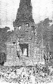 Prasat Banome, outside Battambang
