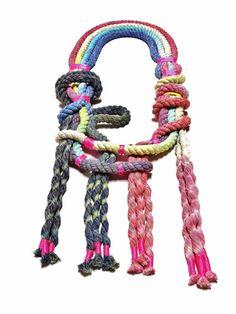 53 meilleures images du tableau    rope      Tissage, Art du textile ... 500ce8fb059