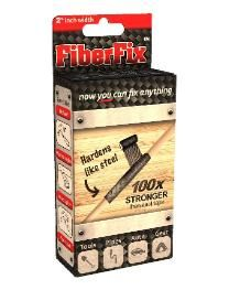 DUCT TAPE SURVIVAL: Many preppers don't know about FiberFix duct tape. FiberFix activates with water and wraps just like tape, but this stuff hardens like steel within 2-5 minutes! It works with almost any surface. You can sand it or paint it, plus it's waterproof, as well as heat and cold resistant. This stuff is a preppers dream for repairing water pipes, car hoses, yard and shop tools, outdoor gear, and household items. http://www.happypreppers.com/duct-tape.html