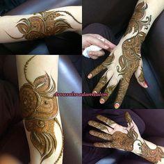 No photo description available. Khafif Mehndi Design, Indian Mehndi Designs, Stylish Mehndi Designs, Mehndi Design Pictures, Beautiful Mehndi Design, Mehndi Images, Bridal Mehndi Designs, Mehndi Tattoo, Henna Tattoo Designs