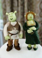 Shrek and Fiona Wedding Cakes
