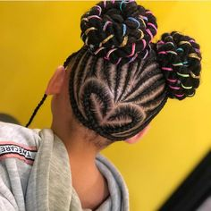 29 Cutesy Black Kids Hairstyles Curly Craze New Site Little Girl Hairstyles Black Black Craze curly Cutesy Hairstyles Kids Site Little Girl Braid Styles, Kid Braid Styles, Little Girl Braids, Black Girl Braids, Braids For Kids, Braids For Black Hair, Girls Braids, Kids Braids With Beads, Ponytail Styles