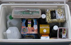 These camping tips and tricks are the perfect way to keep your organized and help your camping trip go a bit more smoothly.
