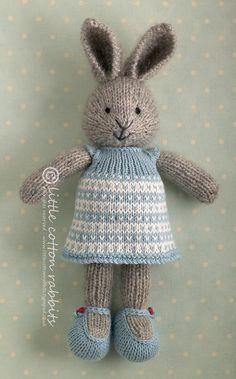 Little Cotton Rabbits - sylvie
