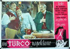Un turco Napoletano  1953 di Mario Mattoli  con Totò, Carlo Campanini, Isa Barzizza, Aldo Giuffrè, Franca Faldini