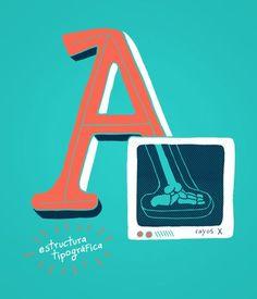 Tipografía e ilustración - Diseño grafico - Taringa!