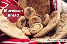 Deliciously Easy Moroccan Bread : Batbout