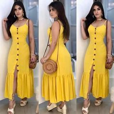 Cute Dresses, Casual Dresses, Short Dresses, Dresses With Sleeves, Summer Dresses, Classy Outfits, Casual Outfits, Cute Outfits, Fashion Wear