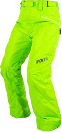 Wish I had these pants.....they are so beautiful and bright! Can't get lost in the snow that's for sure!