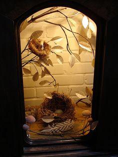 bird altar
