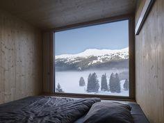 Hotel Revier / Carlos Martinez Architekten