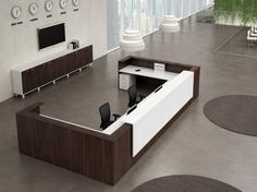 Reception Furniture - Perfect Synergi