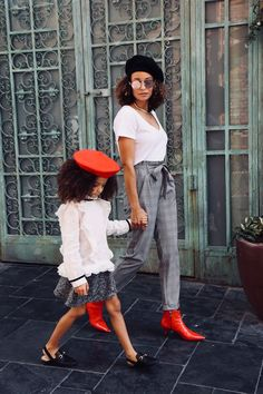 Parisian Mommy and Me Style - Scout The City, Inc.