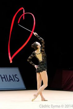 Ganna Rizatdinova, Ukraine, Thiais 2014 You have to Love photos like this