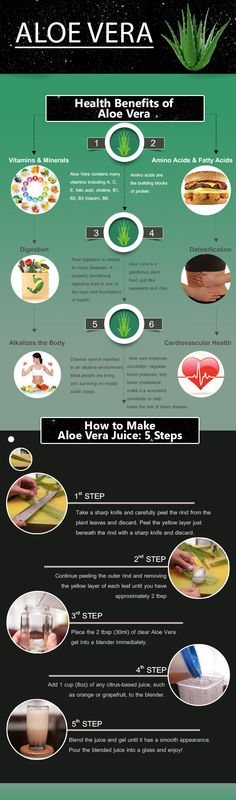 Aloe Vera, also known as the 'plant of immortality' by the ancient Egyptians, was ...