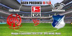 Prediksi Bola FSV Mainz vs Hoffenheim 11 September 2016