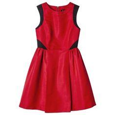 Target Mobile Site - Prabal Gurung For Target® Dress w/ Full Skirt -Apple Red