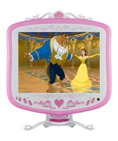 """Take a look at this Princess 15"""" LCD TV by Disney on #zulily today!"""
