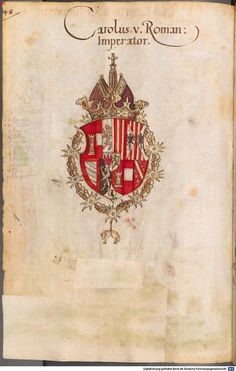 Image 00122 Kaiser Karl, Friedrich Ii, Roman, Arabic Calligraphy, Image, Art, Coat Of Arms, Roman Emperor, Munich Germany