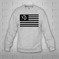 XO The Weeknd XO Crewneck sweatshirt by designandclothing on Etsy, $37.95