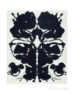 Rorschach Affiches par Andy Warhol sur AllPosters.fr