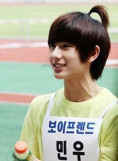 No Minwoo kpop korean artists boyfriend cute boy
