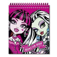 ¿Eres fanática de Monster High? Te invitamos a conocer la nueva línea de articulos escolares 2014 PROARTE, CHILE. Tu podrás encontrar cuadernos, agendas, libretas, stickers, carpetas y multibox de Monster High en todos los supermercados y librerías del país. (Chile). Are you a fan of Monster High? We invite you to the new line of school supplies PROARTE 2014, CHILE. You will find notebooks, diaries, notebooks, stickers, folders and multibox Monster High in supermarkets and bookstores…