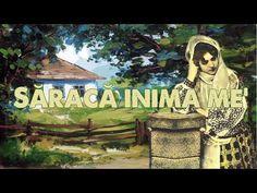 Saraca Inima Mea - Cel mai frumos cantec de dor - YouTube Mai, Folk, My Love, Youtube, Painting, Popular, Painting Art, Forks, Paintings