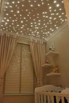 #LightingDecor Lovely, just lovely. Why it seems the Stars have fallen onto our heads, darling.