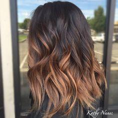 """482 tykkäystä, 12 kommenttia - Tri Cities Blonde Specialist (@hairbykathynunez) Instagramissa: """"•Painted Hair• Styled by @hairbyjessicaybarra"""""""