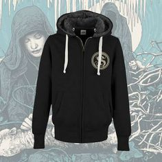 9e32f6d540b Sylosis (Snake) Hoodie. Buy Sylosis (Snake) Hoodie at the official Sylosis