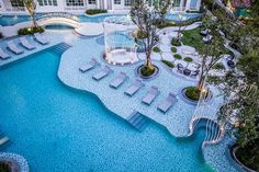 landarchs.com - Residents Get Luxurious Garden and Pool Project in Thailand - Landscape Architects Network