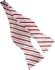 Candy cane Kappa Alpha Psi, Candy Stripes, Candy Cane, Red And White, Bows, Tie Bow, Mens Fashion, Suits, Arches