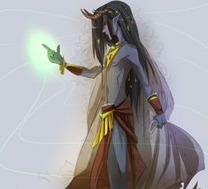 Jotun Loki. This pic reminds me of a great fic called Chrysalis. It's about a dancing servant Loki. Go read it now!