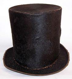 Beaver Top Hat