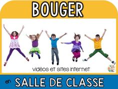 Where To Find Educational Video Games For Kids French Teaching Resources, Primary Teaching, Teaching French, Primary School, Teaching Ideas, Movement Activities, Physical Activities, French Education, Texas Education